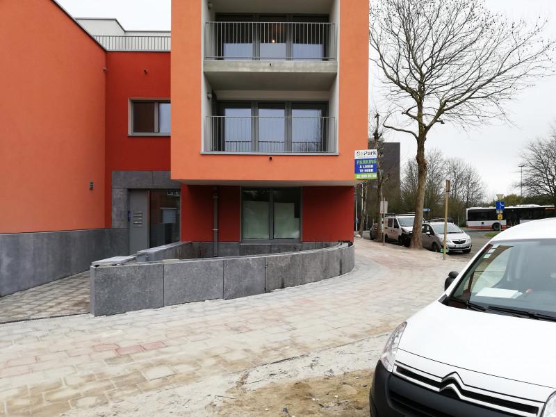 Parking Anderlecht Pommier