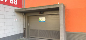 Parking  Chaussee de Louvain 730 Schaerbeek Genève
