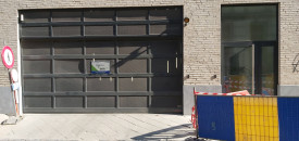 Parking Maison Communale d'Ixelles