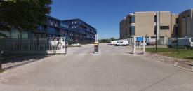 Parking Karel Coggestraat