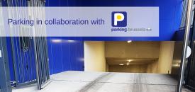 Parking Comenius De Koekelberg