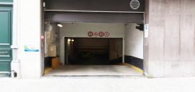 Parking Troon Handelsstraat