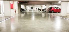 Parking Tienen Pollelstraat