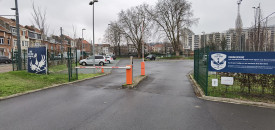 Parking Stalle Uccle