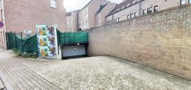 Parking Fonteinstraat Leuven