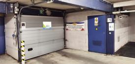 Parking Charleroi Parc Tirou