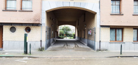 Parking Comte de Flandre Molenbeek