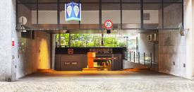 Parking Commerce Leopold Quarter Bruxelles