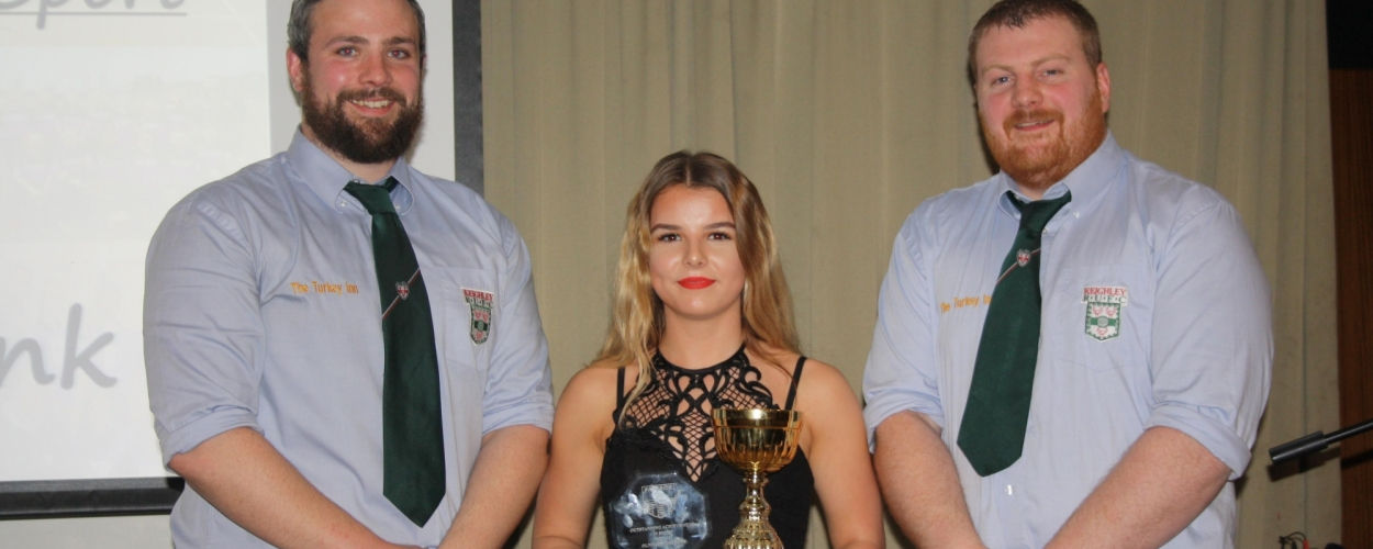 Parkside School's inaugural Sports Presentation Evening a huge success
