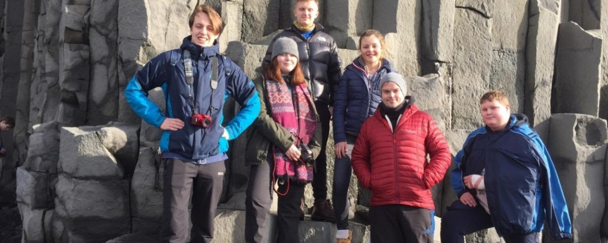 Iceland trip a huge success!