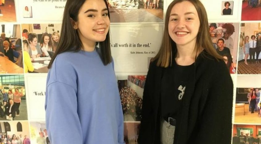 Parkside girls prepare to visit school's exchange partners in Australia