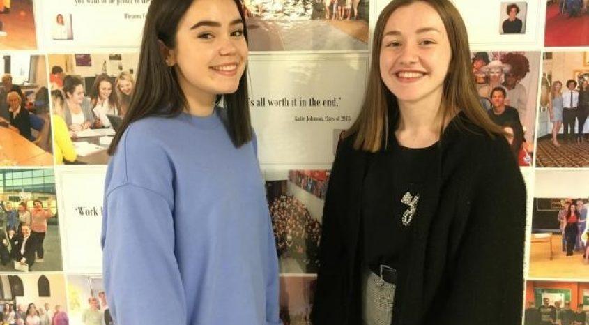 Parkside girls prepare to visit school's exchange partners in Australia