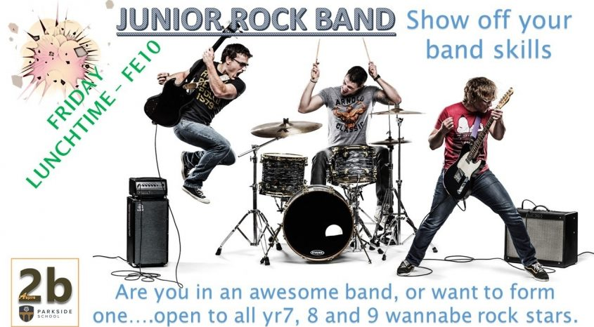 Junior Rock Band