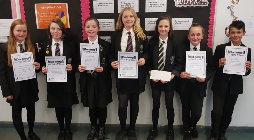 Leeds University Maths success for Parkside students