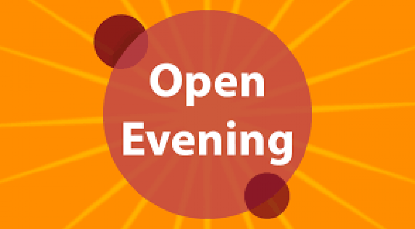 Parkside School Year 6 Open Evening, 1st October 2019, 6-8pm