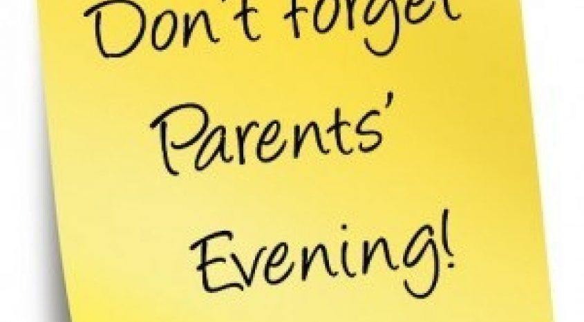 Year 13 Parents' Evening