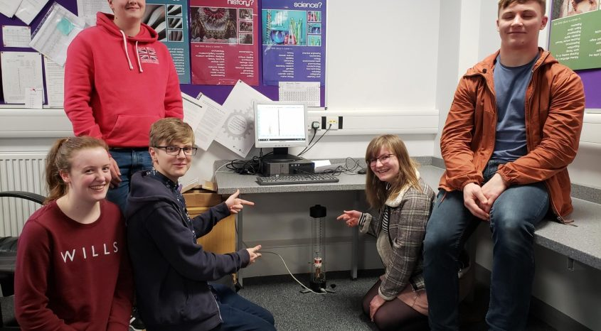 Teen boffins go nuclear with earthshaking new tech!