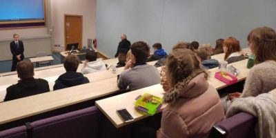 6th Form Maths student get inspired at Leeds Beckett