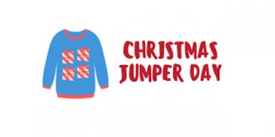 Christmas Jumper Day 2019 - Friday 13th December