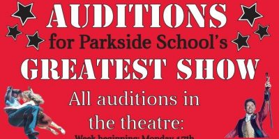 """Come and audition for a place in Parksides """"Greatest Show"""""""