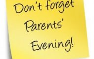 Parents' Evening Dates and Times 2017-2018
