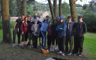 Taste of the outdoors for Parkside School students