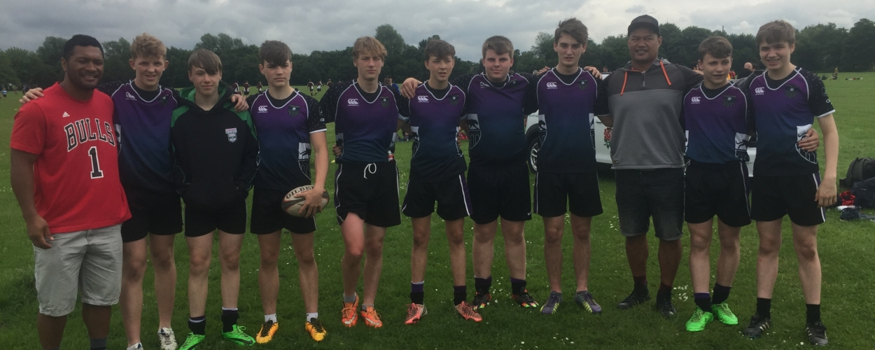 Parkside rugby teams successful in world day of rugby