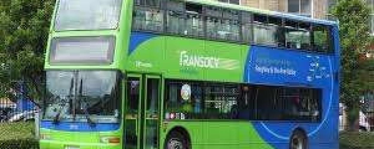 Secondary School New Starters Bus Pass 2018/2019