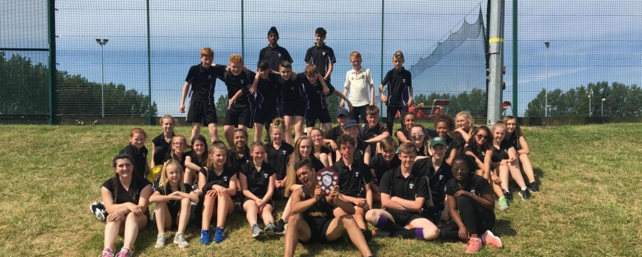 More Olympics-themed success for Parkside School students