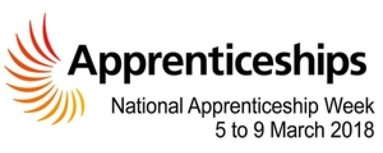 National Apprenticeship week - further details / contacts
