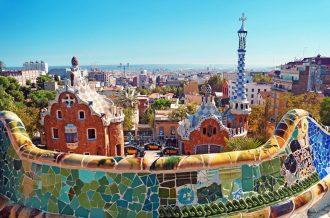 Barcelona Trip Powerpoint Presentation 2019