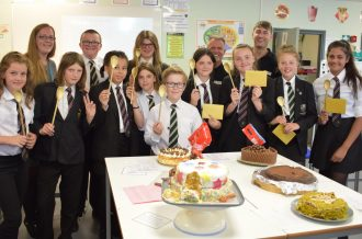 Bake off comes to Parkside