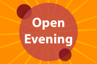 Open Evening for September 2021 Entry