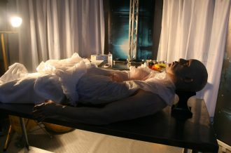 Medical Science brought to life for Parkside students through an autopsy