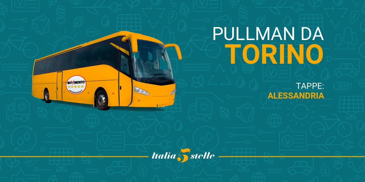 Pullman da Torino