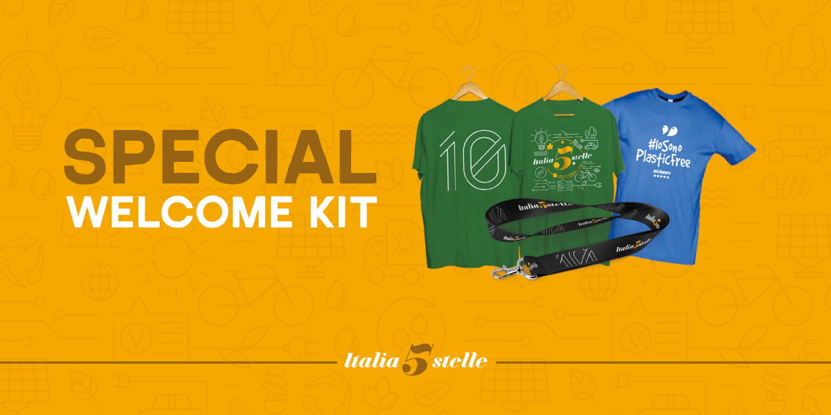 Special Welcome Kit