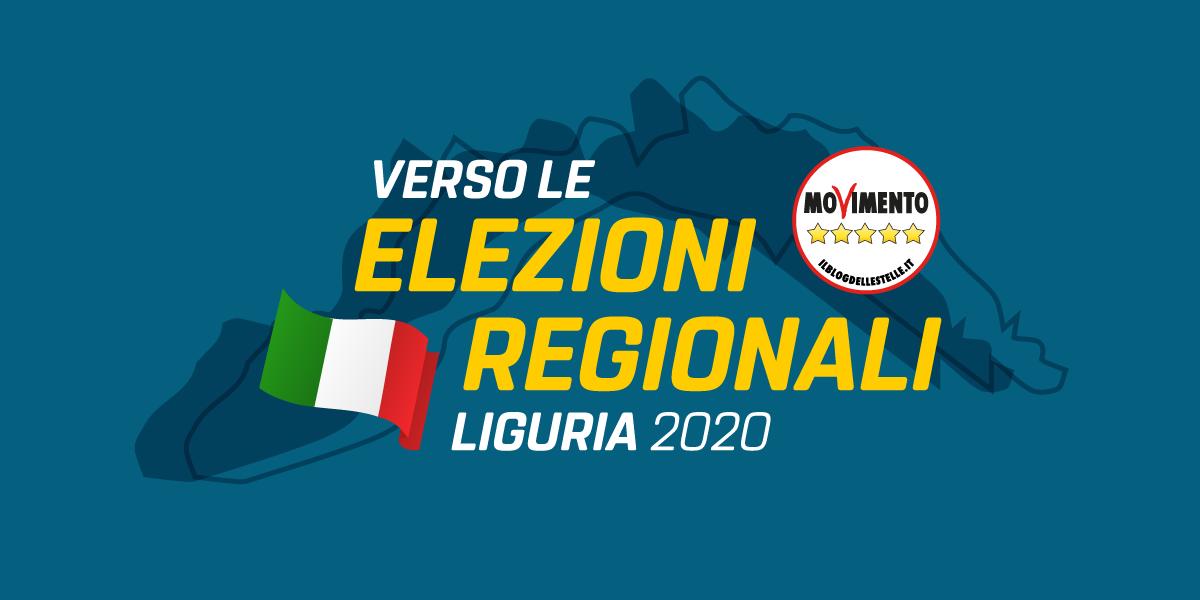 VERSO LE REGIONALI IN LIGURIA 2020