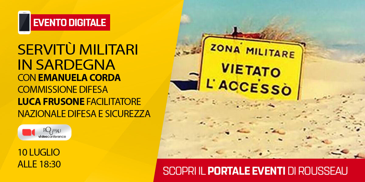 Servitù Militari della Sardegna