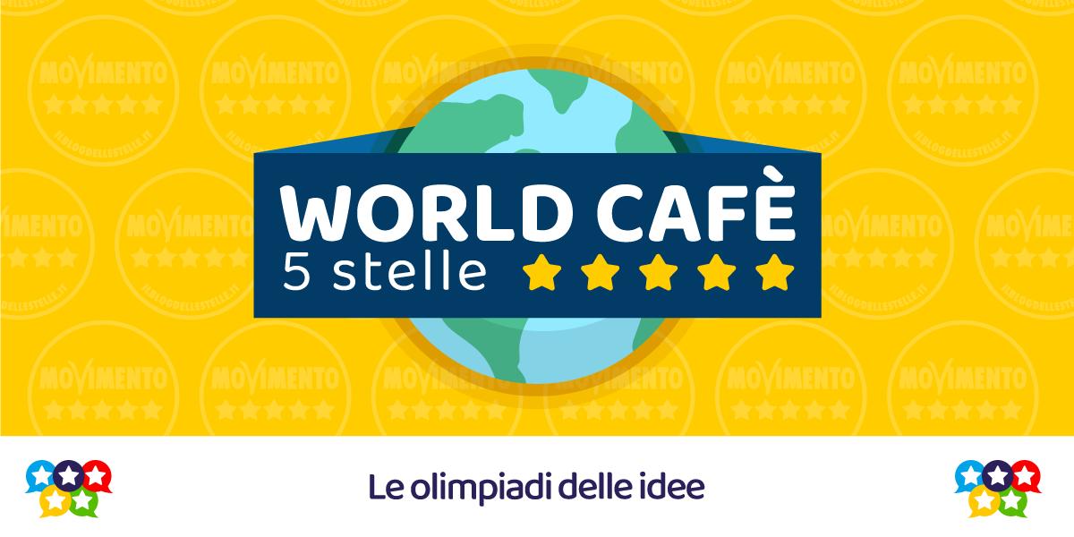 World Cafè a 5 Stelle