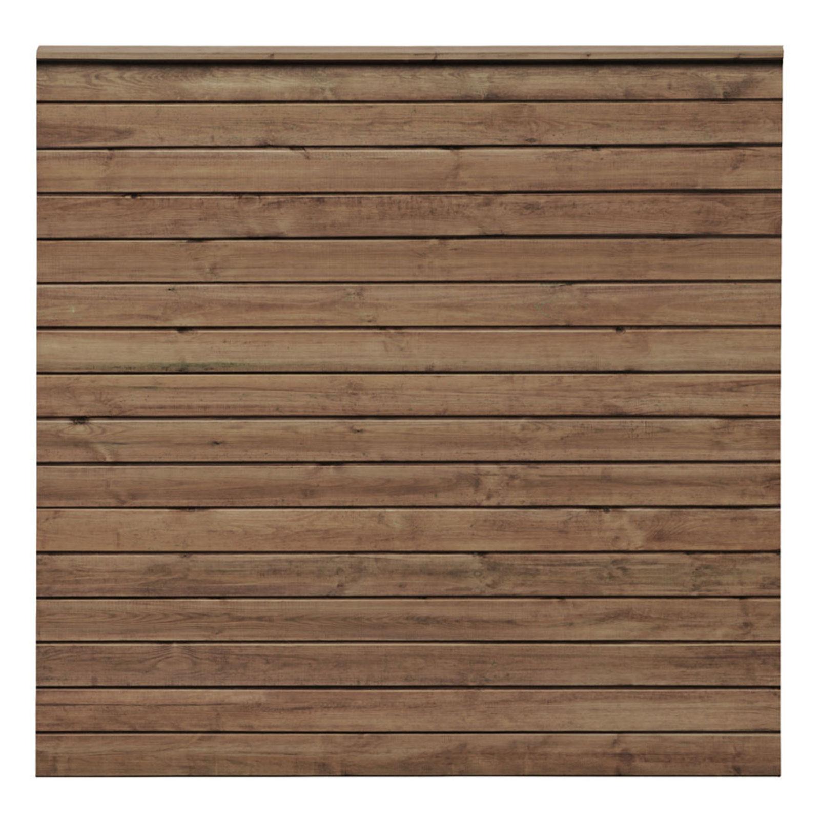 Holzzaun Sichtschutzzaun 180x180 Lamellenzaun Gartenzaun Steckzaun