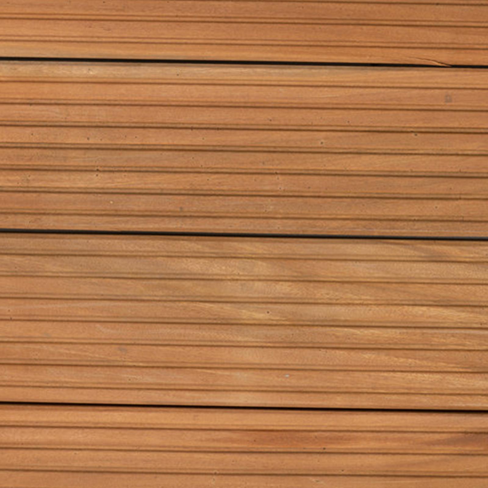 HORI Bangkirai Terrassendielen Komplettset Holz Terrasse Diele ...