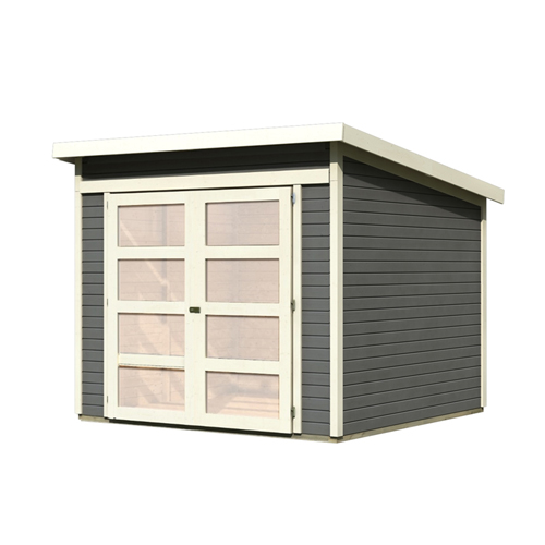 hori gartenhaus herning skive ger tehaus schuppen optional boden dacheindeckuung ebay. Black Bedroom Furniture Sets. Home Design Ideas