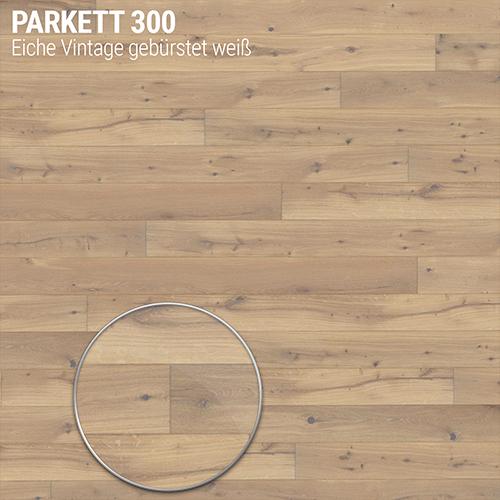 parkettboden dielen bodenbelag eiche landhausdiele 1 stab mit fuge holz ebay. Black Bedroom Furniture Sets. Home Design Ideas