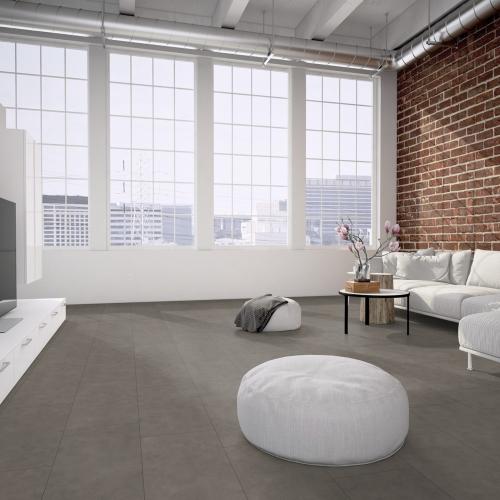 vinylboden pvc klick bodenbelag steinfliese chemnitz microfase d mmung leiste ebay. Black Bedroom Furniture Sets. Home Design Ideas