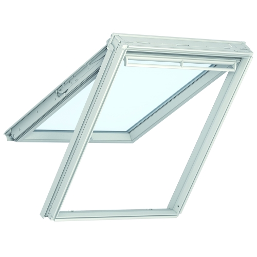 velux dachfenster klapp schwingfenster eindeckrahmen solar rollladen thermostar ebay. Black Bedroom Furniture Sets. Home Design Ideas