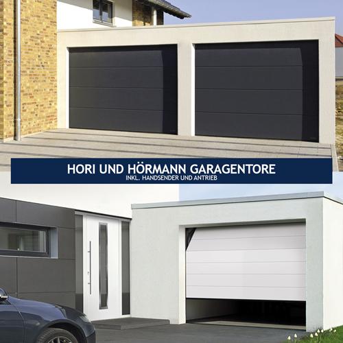 Garagentor hörmann  Garagentor Sektionaltor Rolltor Antrieb Zarge verschiedene Modelle ...