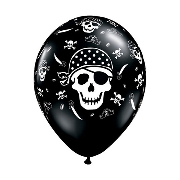 pirate balloons