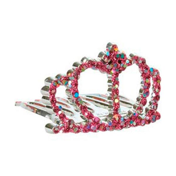 process tiara hair clip