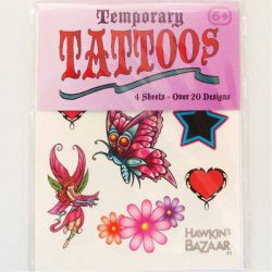 temporary tattoos girls