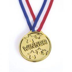 winners medal